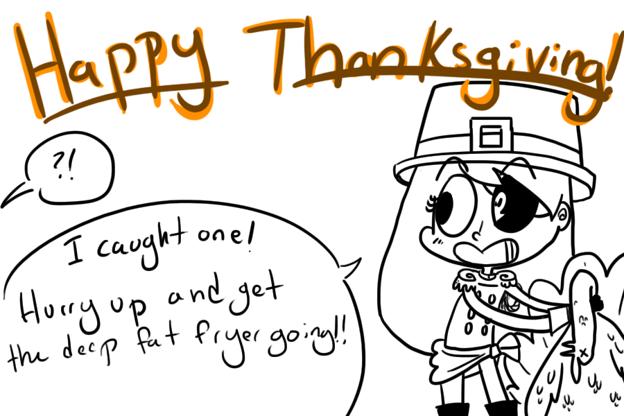 Bonus: HAPPY THANKSGIVING GUYS!