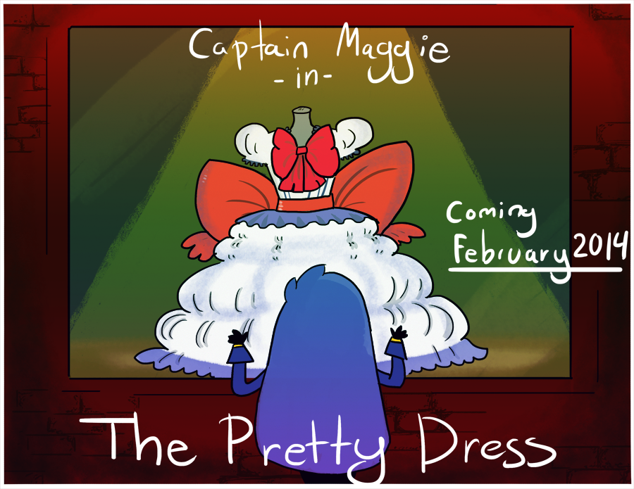 BONUS: The Pretty Dress Teaser