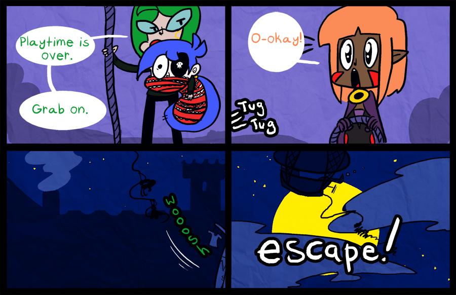 2; 52; Escape!